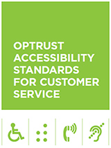 OPTrust Accessbility Standards