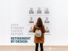 2019 Funded Status Report cover
