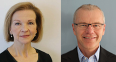 Deborah Leckman and Bob Plamondon named to OPTrust Board