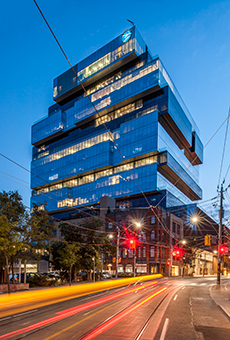 for Office Development of the Year – The Globe and Mail Centre