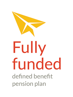 OPTrust fully funded defined benefit pension plan