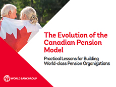 Canada's top pension funds share best practices for building world-class pension organizations