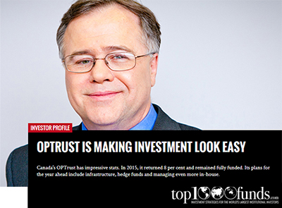 OPTRUST IS MAKING INVESTMENT LOOK EASY - top1000funds.com