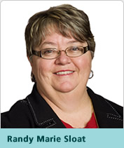 OPSEU named Randy Marie Sloat to the Board of Trustees