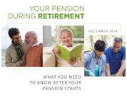 During retirement booklet cover