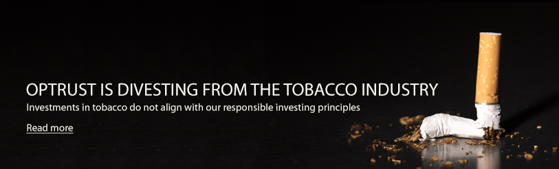OPTrust is divesting from the tobacco industry