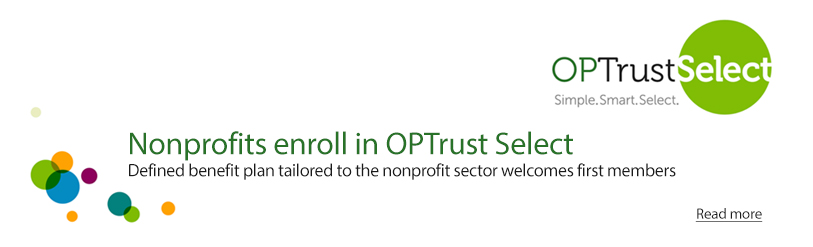 Defined benefit plan tailored to the nonprofit sector welcomes first members